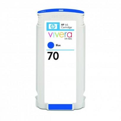 HP originální ink C9458A, HP 70, blue, 130ml, HP Designjet Z3100