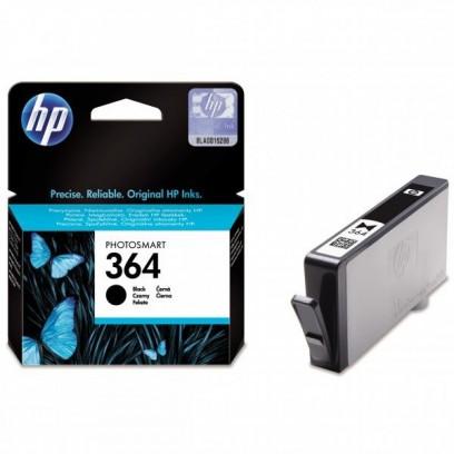 HP 364, HP CB316EE černá, 6ml