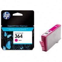 HP 364, HP CB319EE červená, blistr, 3ml