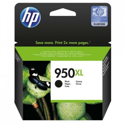 HP originální ink CN045AE, HP 950XL, black, 2300str., 53ml, HP Officejet Pro 276dw, 8100 ePrinter