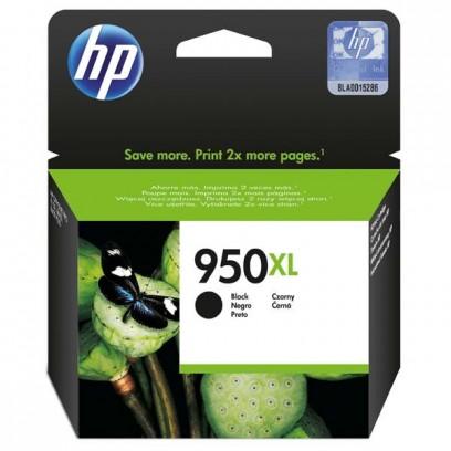 HP originální ink CN045AE, HP 950XL, black, blistr, 2300str., 53ml, HP Officejet Pro 8100 ePrinter
