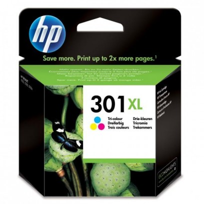 HP301XL, HP CH564EE barevná, 6ml
