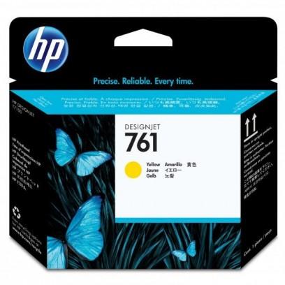 HP originální tisková hlava CH645A, yellow, HP 761, HP DesignJet T7100
