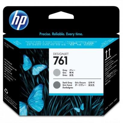 HP originální tisková hlava CH647A, grey, HP 761, HP DesignJet T7100