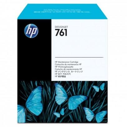 HP originální maintenance cartridge CH649A, HP 761, HP Designjet T7100, k čištění tiskových hlav