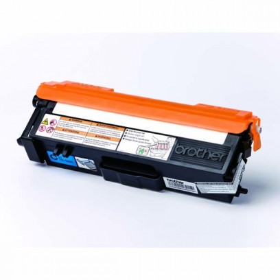 Toner Brother TN-320C modrý