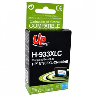 Kompatibilní HP 933XL modrá, 14ml