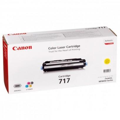 Toner Canon CRG-717 žlutý