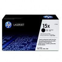 HP originální toner C7115X, black, 3500str., HP 15X, HP LaserJet 1000, 1200, 1200n, 1220, 3300mfp, 3320mfp