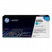 Toner HP CE271A, HP 650A modrý