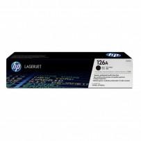 HP originální toner CE310A, black, 1200str., HP 126A, HP LaserJet Pro CP1025, 1025nw, MFP M175