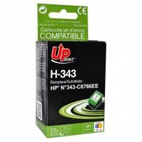 Kompatibilní HP 343 barevná (2.5x větší kapacita)