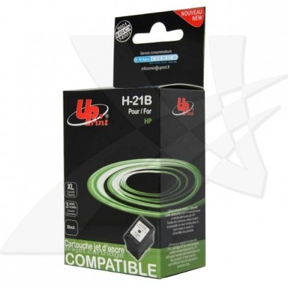 Kompatibilní HP C9351AE, HP 21 černá, 20ml