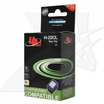 Kompatibilní HP C9352AE, HP 22, barevná, 18ml