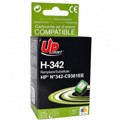 Kompatibilní HP 342 barevná (2,4x větší kapacita)