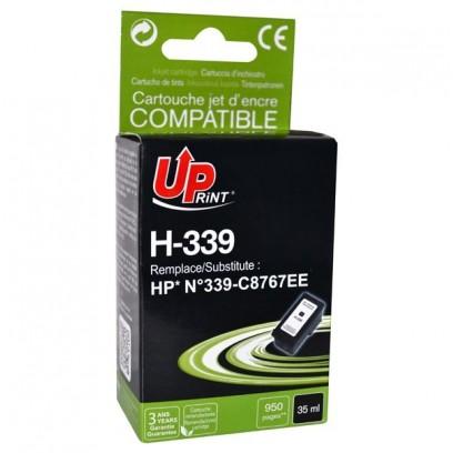 Kompatibilní HP 339 černá (o 40% větší kapacita)