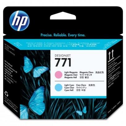 HP originální tisková hlava CE019A, HP 771, light cyan/light magenta, HP HP Designjet Z6200, Z6600, Z6800
