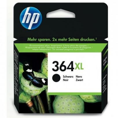 HP364XL, HP CN684EE černá, 18ml