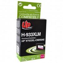 Kompatibilní HP 933XL červená, 14ml