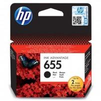 HP 655 černá, 14ml