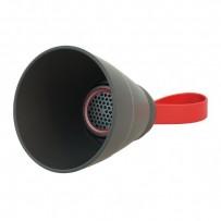 NoName Bluetooth reproduktor SALI, 3W, černý, regulace hlasitosti, skládací, voděodolný, bluetooth+USB+3.5mm konektor