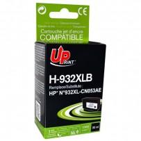 Kompatibilní HP 932XL černá, 30ml