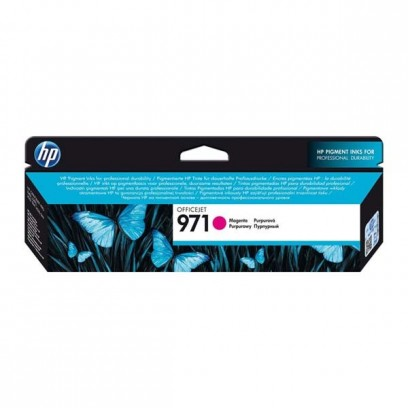 HP originální ink CN623AE, magenta, 2500str., HP 971, HP Officejet Pro X451dn, X451dw, X476dn MFP, X476dw