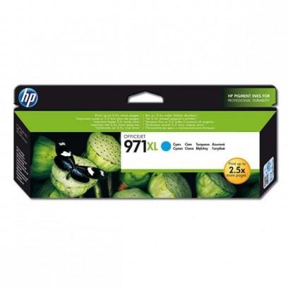 HP originální ink CN626AE, cyan, 6600str., HP 971XL, HP Officejet Pro X451dn, X451dw, X476dn MFP, X476dw