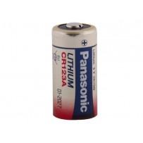 Baterie lithiová, CR123, 3V, Avacom, blistr, 1-pack, SPPA-CR123