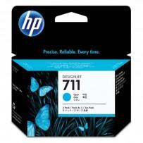 HP 711 modrá - 3ks