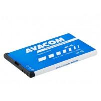Avacom baterie do mobilu pro Nokia E55, E52, E90, Li-Ion, 3.7V, GSNO-BP4L-S1500Aa, 1500mAh, 5.6Wh, náhrada BP-4L