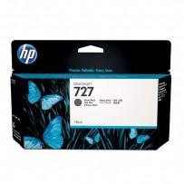 HP B3P22A, HP 727 matná černá, 130ml