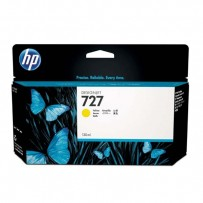 HP B3P21A, HP 727 žlutá, 130ml