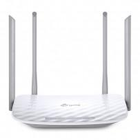 TP-LINK, Archer C50 AC1200, Router, Wireless 2,4GHz a 5 GHz, 10/100Mbps, 4x externí anténa