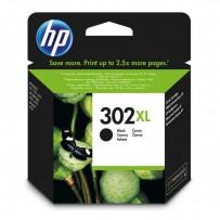 HP 302XL, HP F6U68AE černá, 8.5ml