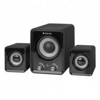 Defender reproduktory Z4, 2.1, 11W, černé, regulace hlasitosti, regulace basů, 50Hz~20kHz
