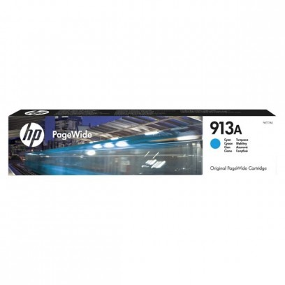 HP 913A, HP F6T77AE modrá