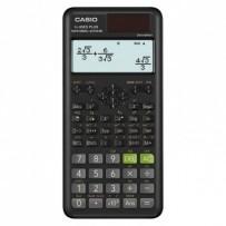 Casio Kalkulačka FX 85 ES Plus E2, černá, školní, s duálním napájením