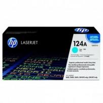 Toner HP Q6001A, HP 124A modrý