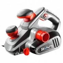 Hoblík Graphite 59G678, elektrika (kabel), 850W, 16500ot./min, 82mm, 3mm, 0-12mm, ergonomický tvar