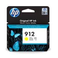 HP 912 žlutá