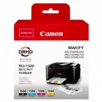 Sada Canon PGI-1500 (4ks) multipack