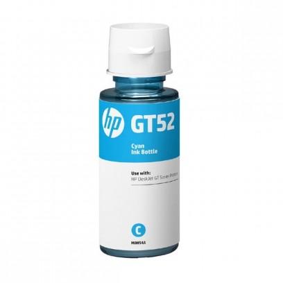 Lahvička s inkoustem HP GT52 modrá
