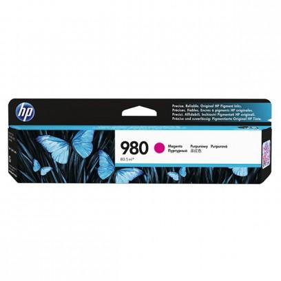 HP originální ink D8J08A, HP 980, magenta, HP HP OfficeJet Enterprise X585, X555
