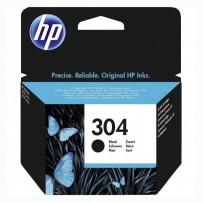 HP 304, HP N9K06AE černá, 4ml, blistr