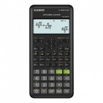 Casio Kalkulačka FX 82ES PLUS E2, černá, školní