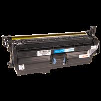Kompatibilní toner HP CF321A, HP 653A modrý