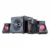 Genius GX GAMING SW-G2.1 1250 herní, 2.1, 38W, černé, ovládání hlasitosti
