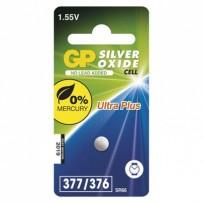 Baterie oxid stříbra, SR66, 1.55V, GP, blistr, 1-pack, 377F