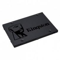 "SSD Kingston 2.5"", SATA III, 240GB, GB, A400, SA400S37/240G černý, 500 MB/s,540 MB/s,540 MB/s"